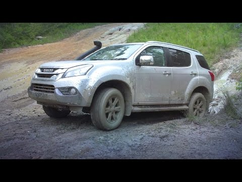 I-Venture Club – 4x4 Tip: How to tackle muddy tracks in your 4WD