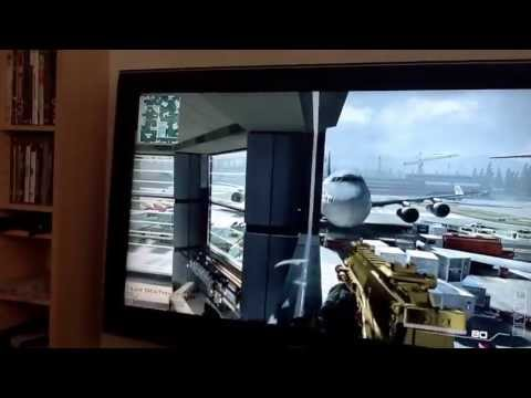 How to get on to MW3 window ledges on terminal map