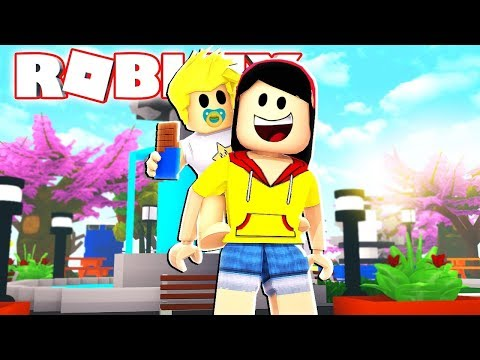 Mom! I want some Chocolate!!! Roblox Adopt me Roleplay