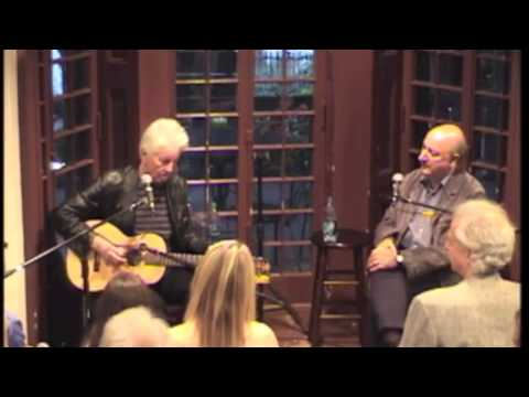 Graham Nash sings
