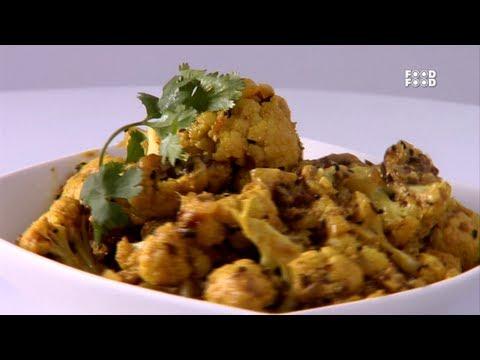 Achari Gobhi - Sanjeev Kapoor's Kitchen