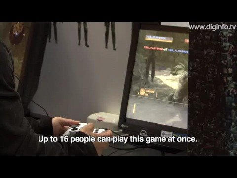 Tokyo Game Show 2008 - METAL GEAR ONLINE:Diginfo
