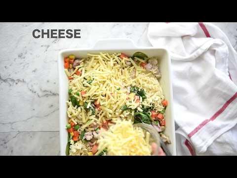 Maggi Noodle Pasta Bake HD 1080p