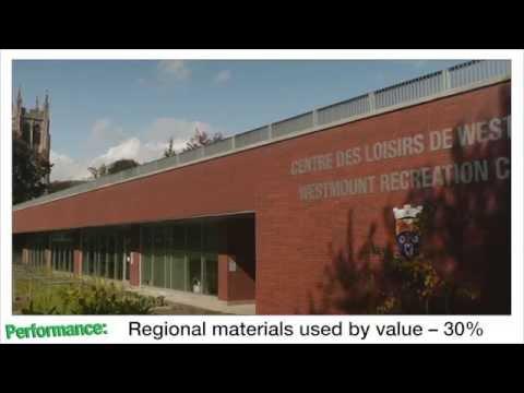 SABMag + ROXUL: Westmount Recreation Centre