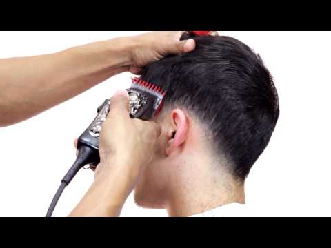 Learn to cut a Low Skin Fade Haircut with this Step by Step Tutorial