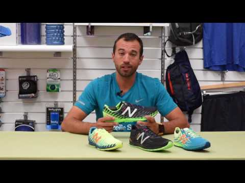 2017 New Balance Spike Review