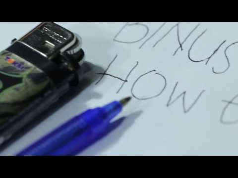 How To Quick Fix Your Dry Ballpoint Pen