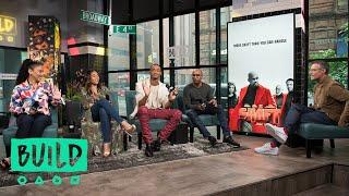 Download Jessie T. Usher, Regina Hall, Alexandra Shipp & Tim Story On Their Film, ″Shaft″ Video