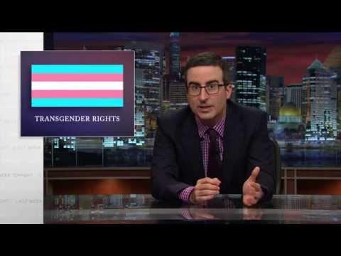 Transgender Rights: Last Week Tonight with John Oliver (HBO)