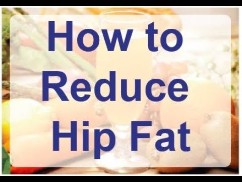 How to Reduce Hip Fat for Women and Men at Home