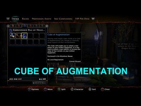 Cube of Augmentation - Neverwinter