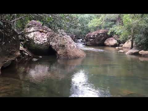 Tatai waterfall at Koh Kong in Cambodia