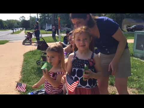 Kentwood Memorial Day parade