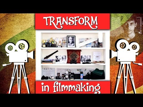 Transforming Your Ideas In Film Making : Script To Screen - How to get ideas