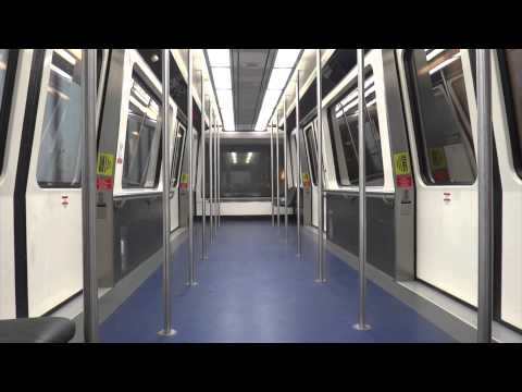Riding the TerminaLink - Houston Intercontinental Airport