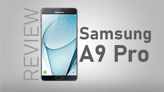Samsung Galaxy A9 Pro, Review BR