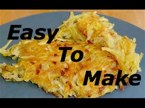 Vegan Hash Brown Potatoes Recipe