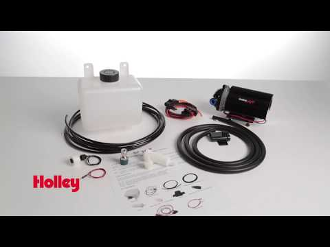 Holley Automotive Water Methanol Injection Components Products 557-106 557-100 557-101