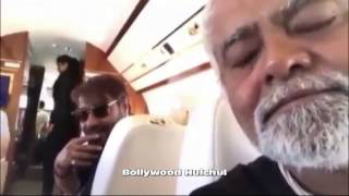 Sanjay Mishra Is Angry with Ajay Devgan..Over Vanity Van