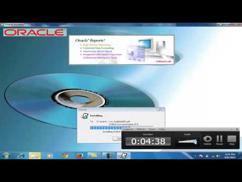 Oracle Forms 6i setup and TNS configuaration (SEFAT)