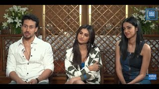 Download Film 'Student of the Year 2' Starcast Interview with Tiger Shroff, Ananya Pandey, Tara Sutaria Video
