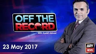 Off The Record 23rd May 2017-JIT will take own course of action to find proof