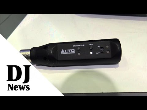 Alto Professional BAT Pro Bluetooth Audio Transceiver | Disc Jockey News | #AltoPro