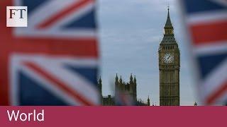 Brexit so far — in 5 charts | World