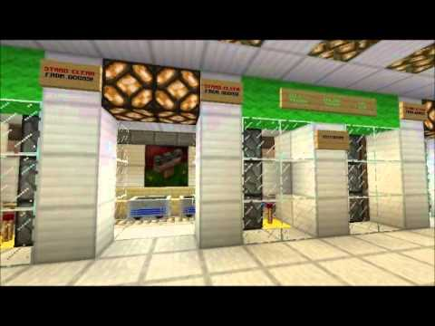 [WOLV HAVEN] WolvHaven Métro A Minecraft Subway/Metro/MRT/Minecart system
