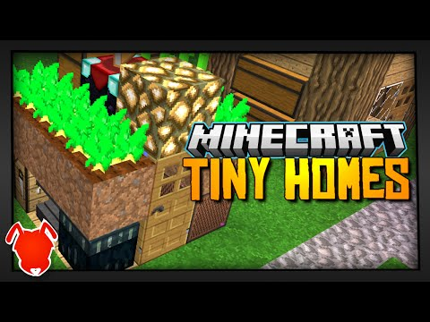 BEST TINY HOMES in MINECRAFT?