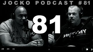 "Jocko Podcast 81 w/ Echo Charles: An Anthology On Leadership for Battle and Life. ""Serve To Lead"""