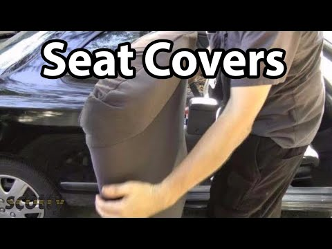 How To Install Seat Covers In Your Car