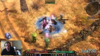 Grim Dawn: AoM [Bounty] Fleshwarped Guardians