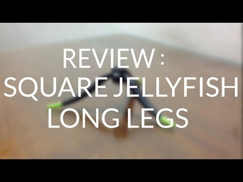 Review: Square JellyFish Long Legs