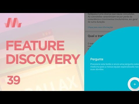 Curso Materialize CSS - Aula 39 - Javascript (FeatureDiscovery)