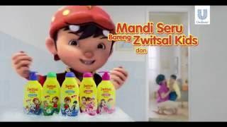 Mandi Seru Bersama Zwitsal Kids & Boboiboy