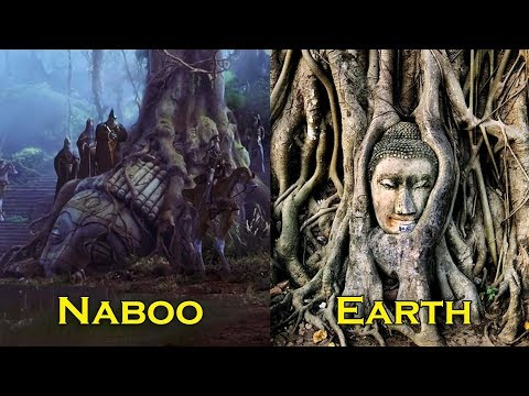 All the Buddhist Influences in Star Wars