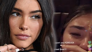 Madison Beer Cries After Being Accused Of Using Plastic Surgery