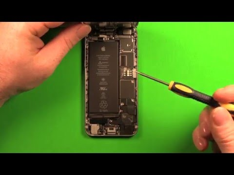 iPhone 6 Battery Replacement Guide (How To) - ScandiTech