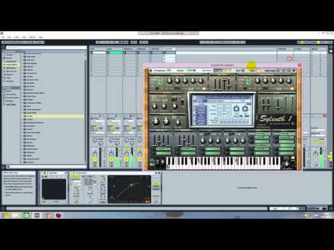 Making melodic dubstep in Ableton Live 9