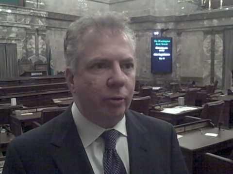 Update: Sen. Ed Murray on the new Domestic Partnership bill