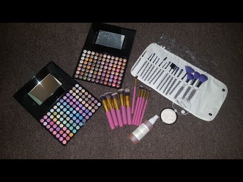 Makeup Haul - Affordable Makeup from Amazon | Chelsea Afia