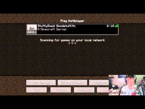 Playing Minecraft to Test Out YouTube Gaming