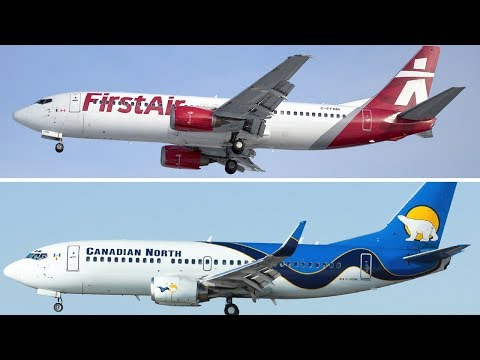 Canadian North Airlines vs First Air