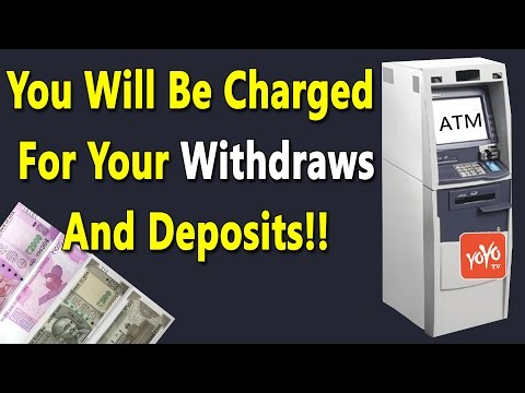 No Free Withdrawal From Now on!! Banks To Charge Your Moves!!  | YOYO TV English