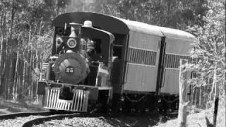 Locomotiva a Vapor D. Lina II