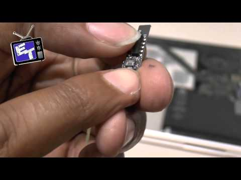 How to replace Macbook Pro Hard Drive Cable
