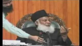 MULLAH Dr. Israr amdit Ahmadiyyat only true jamaat in Islam - Islam Ahmadiyyat