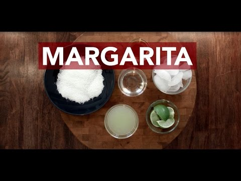 How to Make a Great Margarita with Chef Richard Sandoval