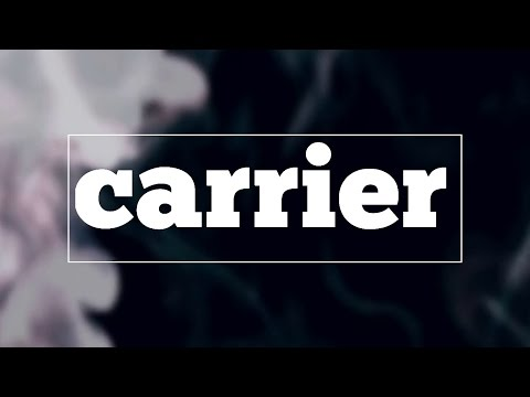 How to spell carrier